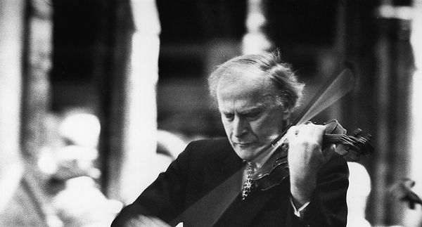 Yehudi Menuhin, Breathing, the body, sketching, and architecture