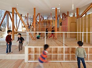 Hakusui Nursery multi-level exploration