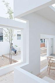 Sou Fujimoto House N and the urban grid