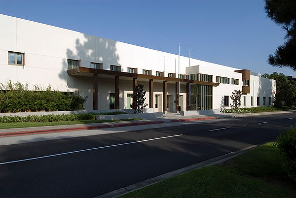 Arcadia Fire Station, Entry, Goodale Architecture Planning, Civic Architecture