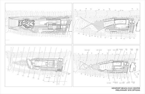 David Goodale Architect Alternative Concept Design Sketches