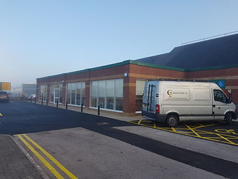 commercial property extension