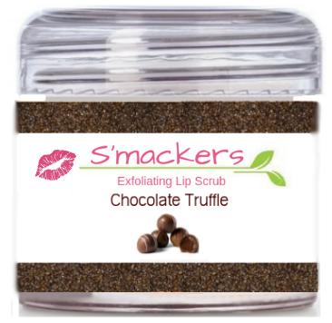 Chocolate Truffle Lip Scrub