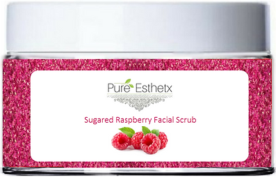 Pure Esthetx Natural Skincare Sugared Ra