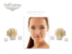 Pure Esthetx Natural Skincare Apple Skin