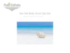 Pure Esthetx  Natural Skincare Sea Salt