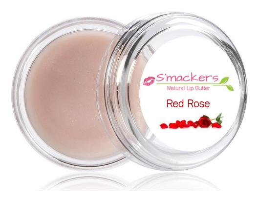 Red Rose Lip Butter