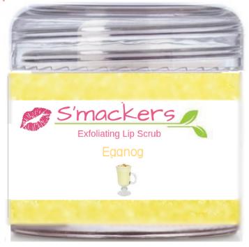 Eggnog Lip Scrub
