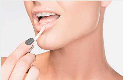 Lip Slip Application