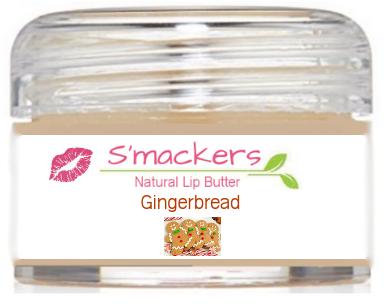 Gingerbread Lip Butter