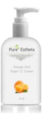 Pure Esthetx Natural Skincare 4 oz Orang
