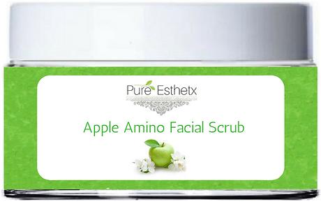 Pure Esthetx Natural Skincare Apple Amin