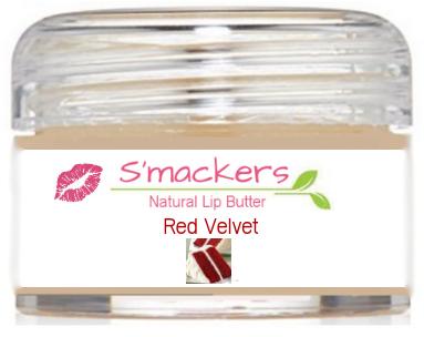 Red Velvet Lip Butter