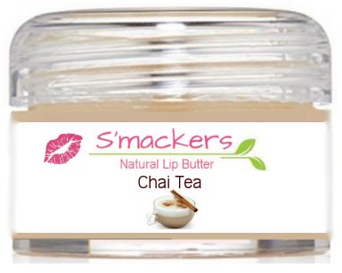 Chai Tea Lip Butter