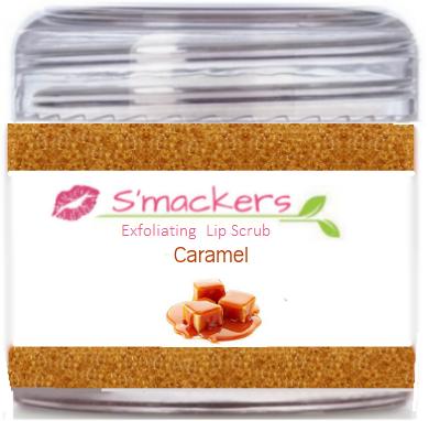 Caramel Lip Scrub