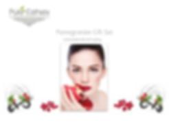 Pure Esthetx Natural Skincare Pomegranat