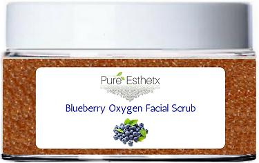 Pure EsthetxNatural  Skincare  Bluebery