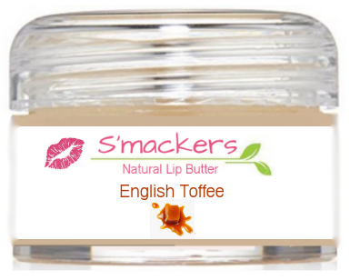 English Toffee Lip Butter