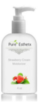 Pure Eshetx Natural Skincare Strawberry