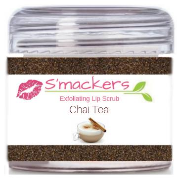 Chai Tea Lip Scrub