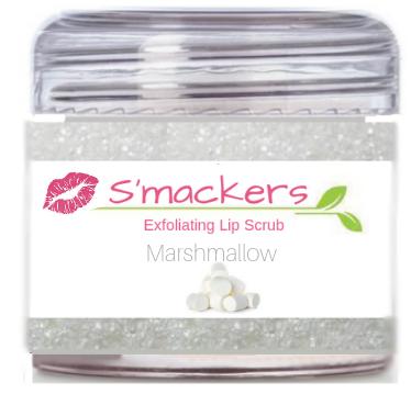 Marshmallow Lip Scrub