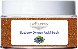 Pure Esthetx Natural  Skincare  Blueberr