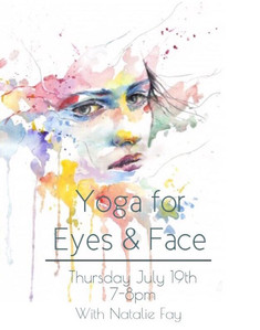 Yoga for Eyes & Face