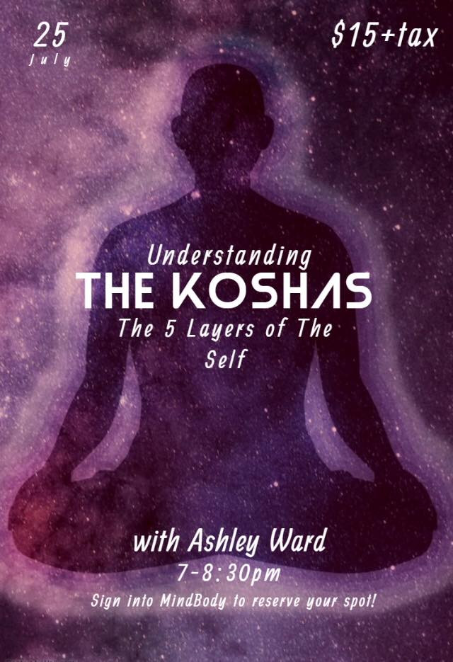 Understanding the Koshas. The 5 Layers of The Self
