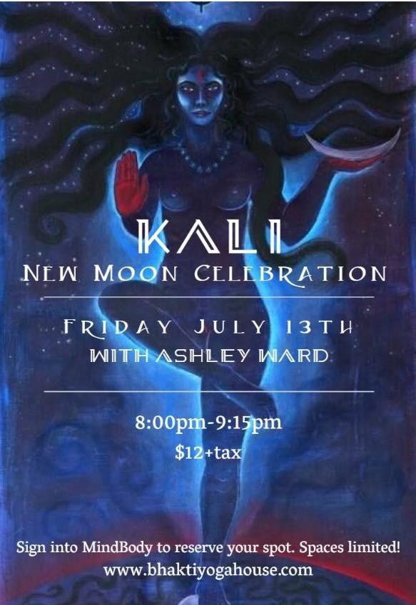 Kali New Moon Celebration