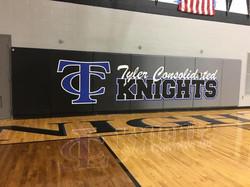 Tyler HS Wall Padding