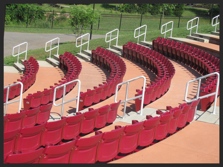 Veterans Amphitheater City Of Clarksburg