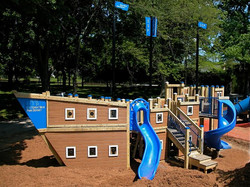 Boat Playstructure