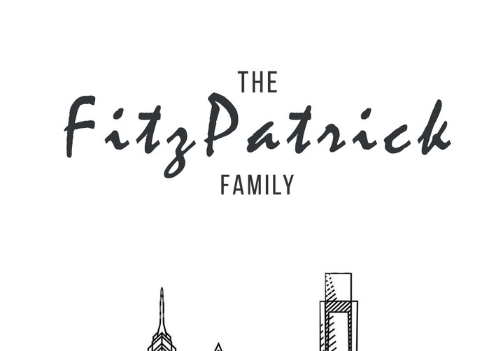 Fitzpatrick Family Frame-able
