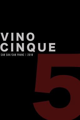 Vino Cinque Wine Label