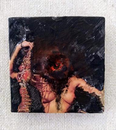Something Forgotten (triptych)
