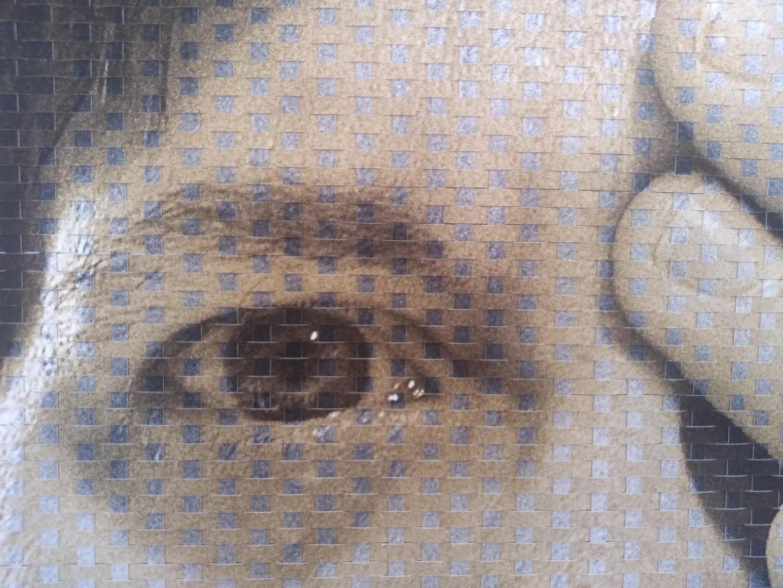 Detail of I's