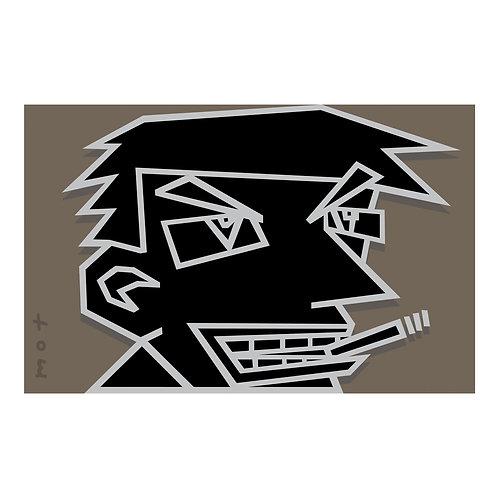 bill (black-grey-brown)