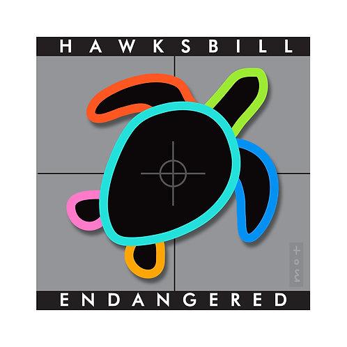 hawksbill endangered