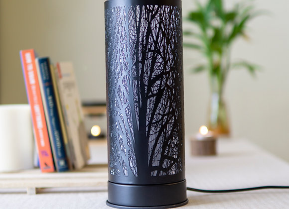 Wax/Oil Warmer Forest-Black-L (Touch Control)