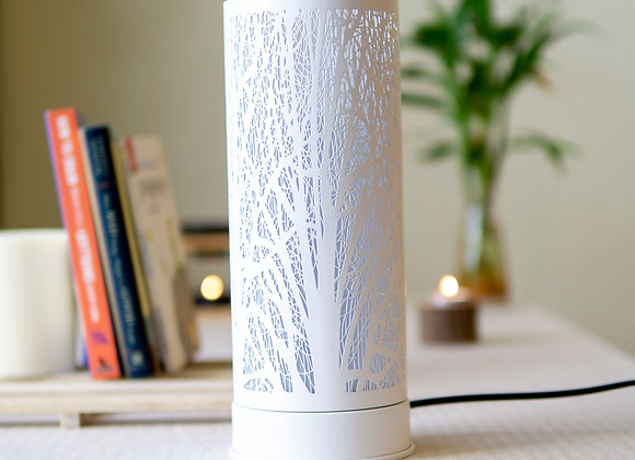 Wax/Oil Warmer Forest-White-L (Touch Control)