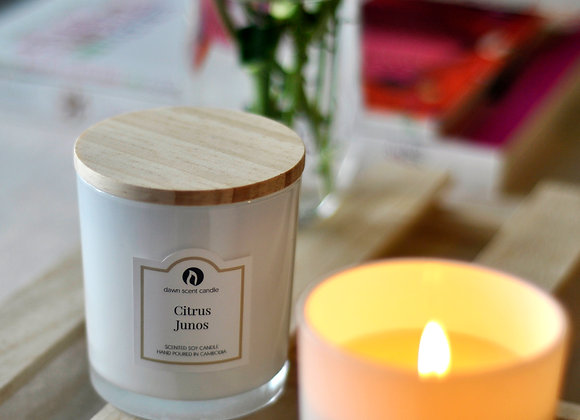 Dawn Deluxe Scented Candle