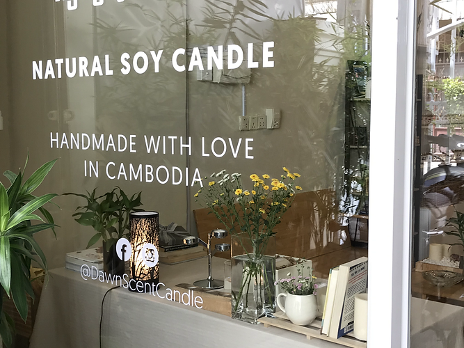 Dawn Scent Candle Shop TTP