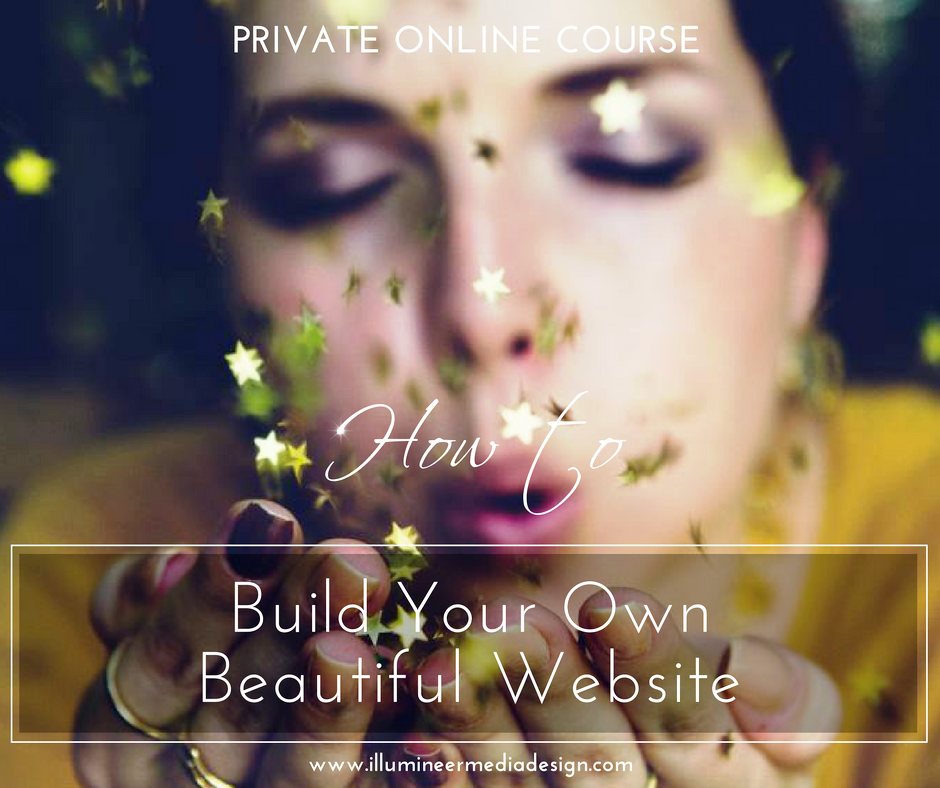 Build Your Own Website Course