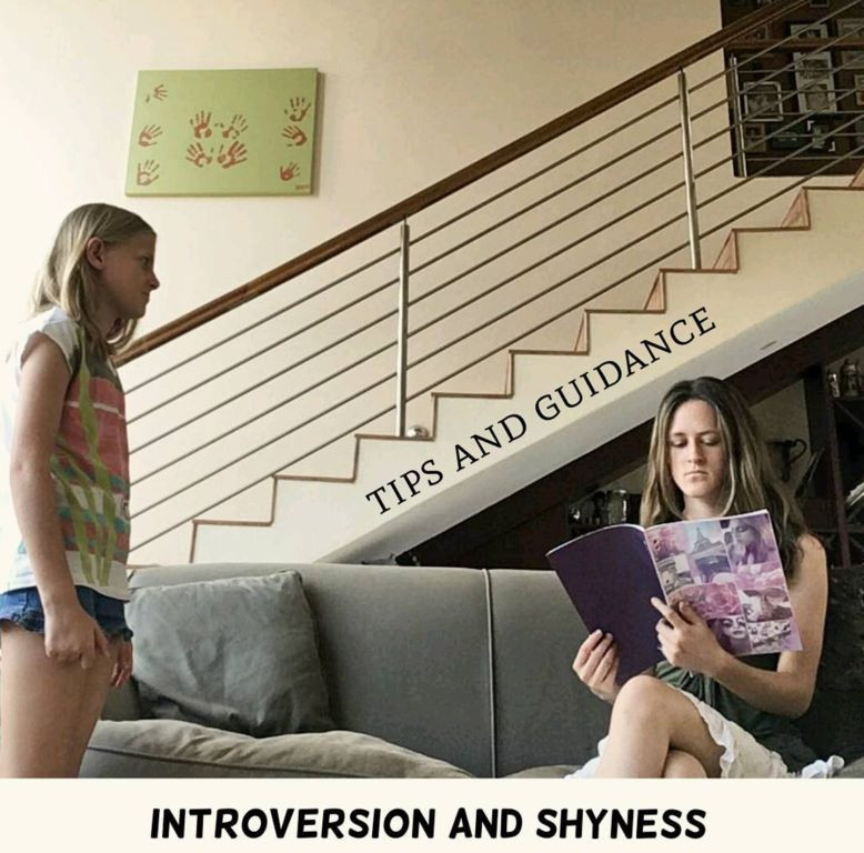 INTROVERSION AND SHYNESS