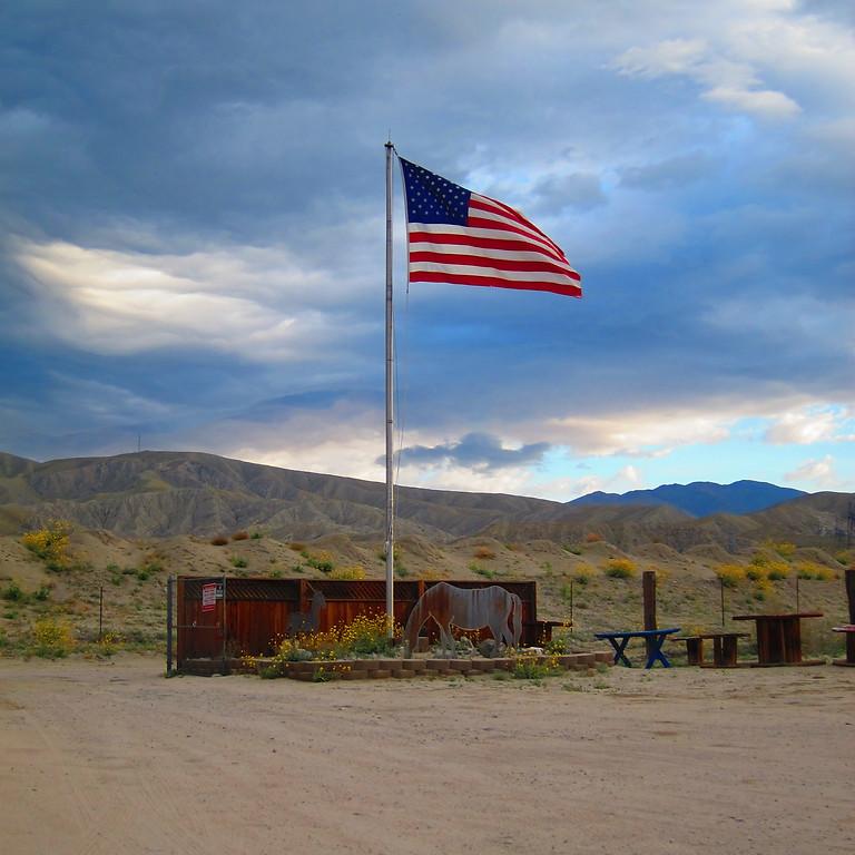Winter 2019 Veterans Camp