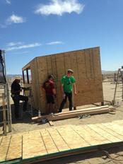 Boy Scouts Barn Project