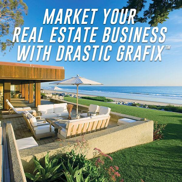Drastic Grafix Real Estate brandng