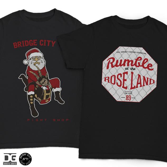 Bridge City Drastic Grafix Apparel Design t shirts