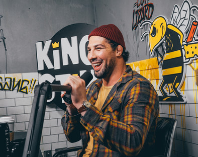 Brendan Schaub, King and the Sting podcast