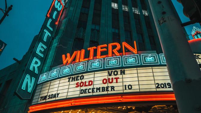 Theo Von Live at the wiltern